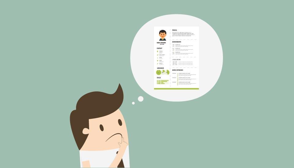 currículum sin experiencia laboral