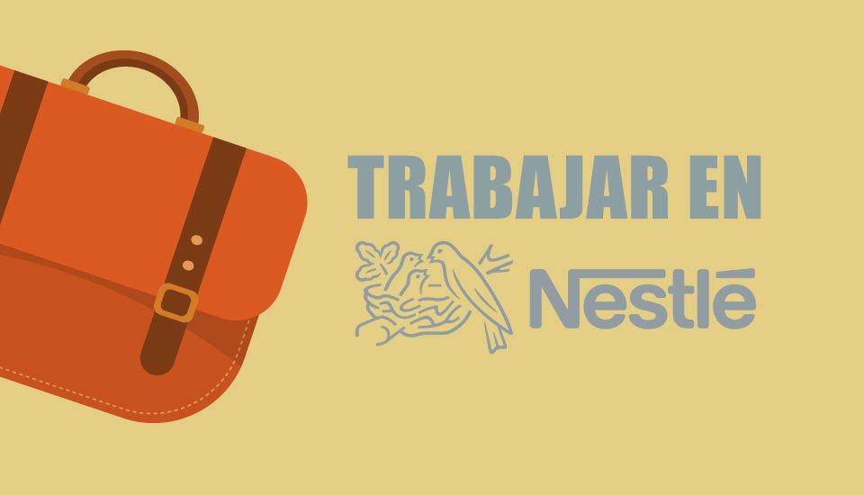 Trabajar en Nestlé Ecuador - Ofertas de empleo (2019)