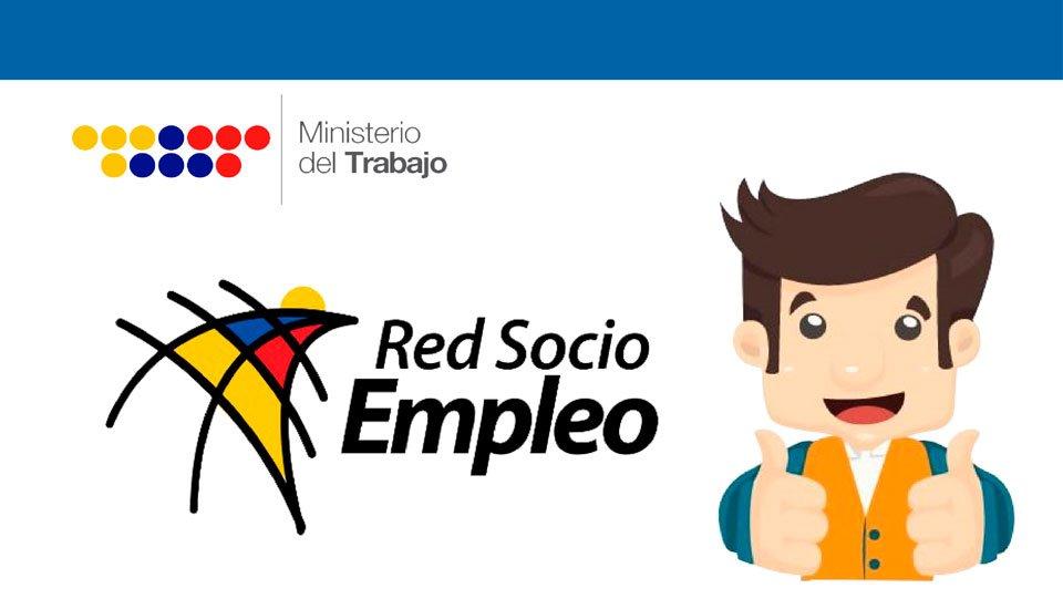 Red Socio Empleo Ecuador: Ofertas de empleo del Ministerio del Trabajo