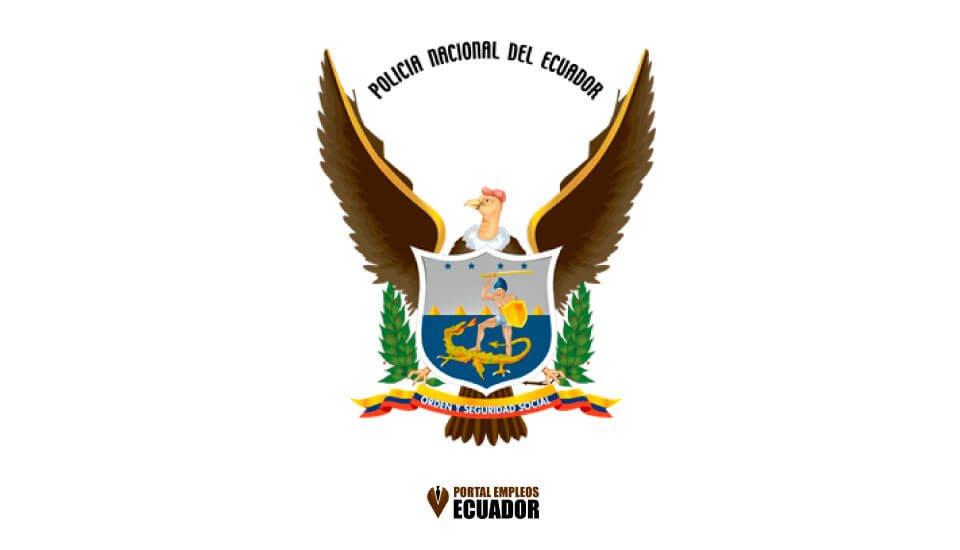 Reclutamiento en línea Policía Nacional Ecuador