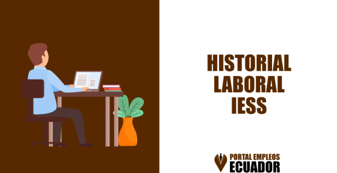 historial laboral iess
