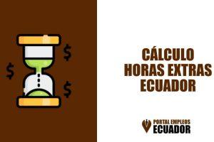 horas extras en ecuador