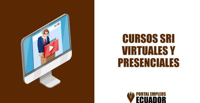 cursos SRI gratuitos