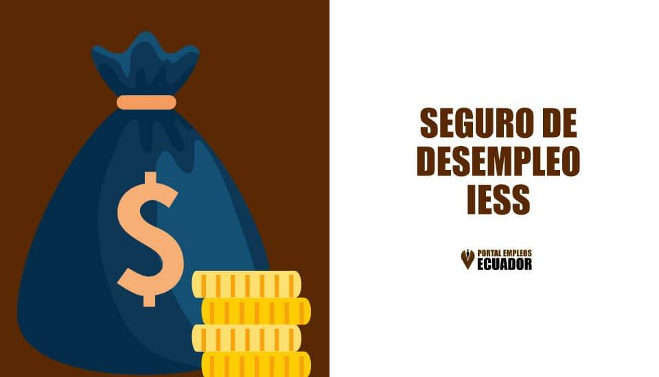 Solicitud Seguro de Desempleo IESS Ecuador